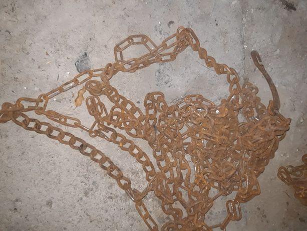 Łańcuchy na koła