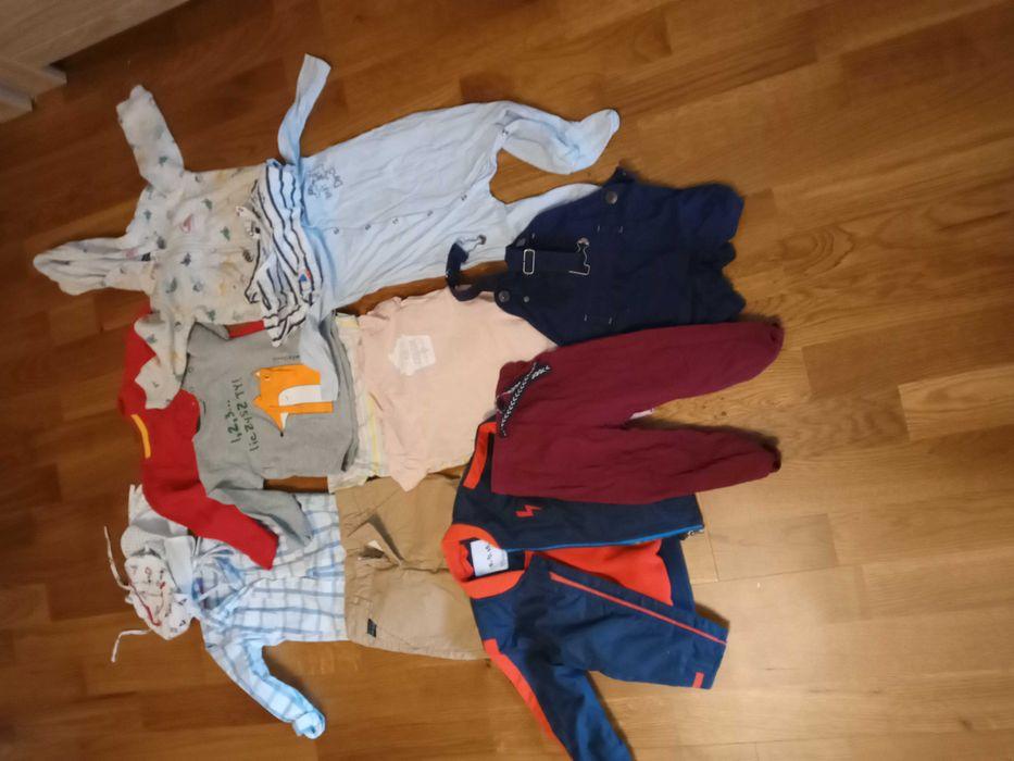 Ubranka chłopięce r. 74 Nowy Dwór Mazowiecki - image 1