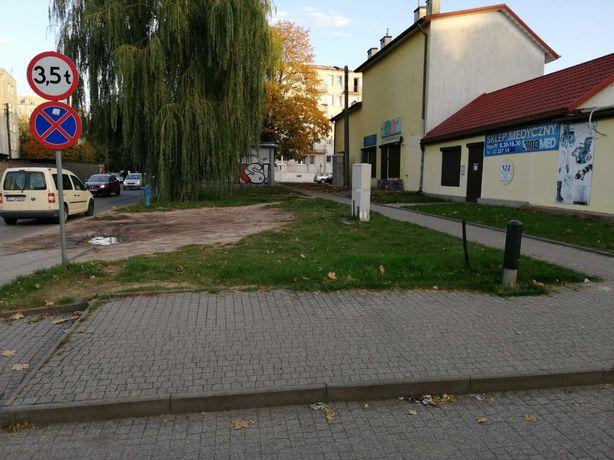 Teren do wynajęcia CENTRUM ALEKSANDROWA (Pl. Kościuszki)