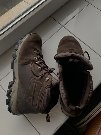ботинки Columbia Men's Newton Ridge Plus Ii Suede Waterproof Hiking Sh