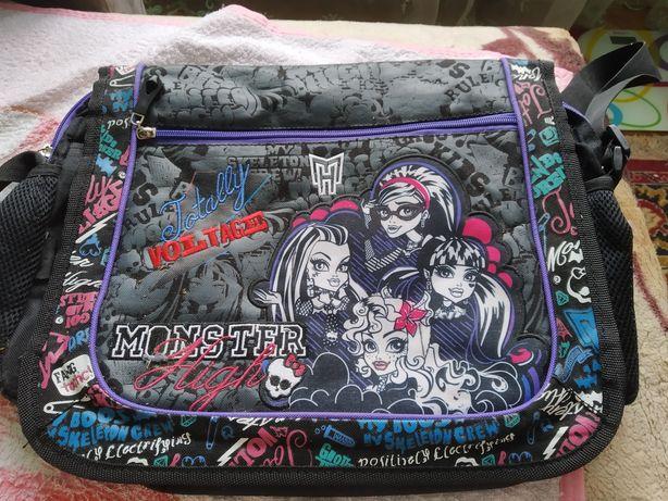 Сумка портфель до школи