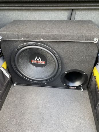 Skrzynia basowa subwoofer Audio System 30cm