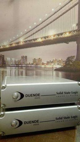 2 Processadores (DSP) SSL DUENDE Mini
