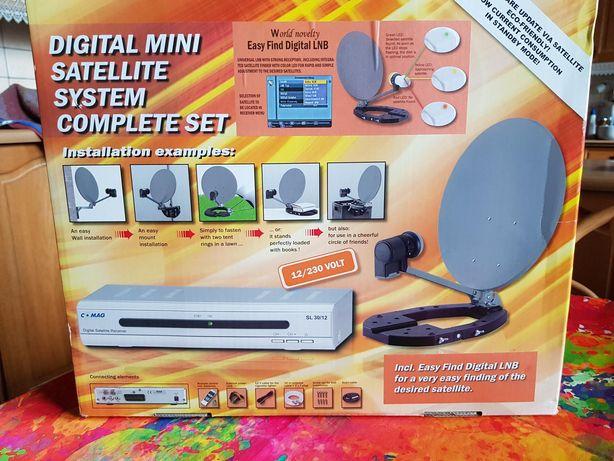 Zestaw satelitarny mini np.do campera
