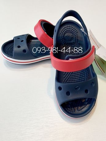 Детские сандали крокс крокбенд Sandal Crocs Crocband Kids. 24-30 рр.