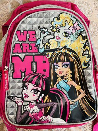 Рюкзак для школы Monster High