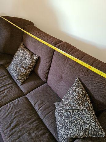 Sofá de canto com tapete(opcional)