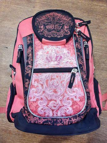 Рюкзак.Школьный рюкзак.