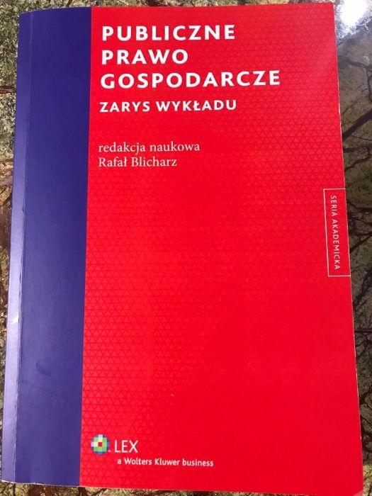 Publiczne prawo gospodarcze. Zarys wykładu Kraków - image 1