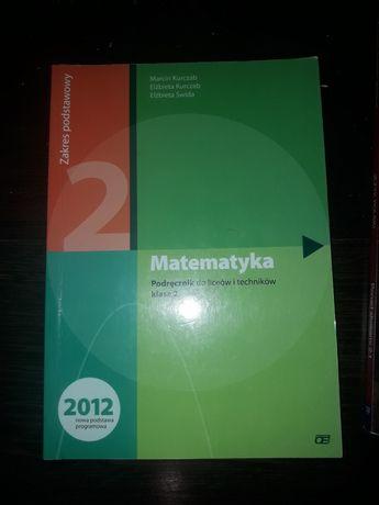 Matematyka podręcznik klasa 2