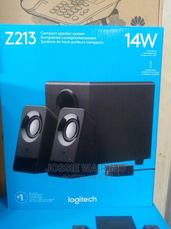 SUPER CENA Nowe oryginalnie zapakowane głośniki Logitech Z213