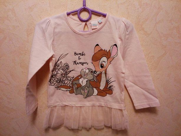 Bluzeczka dziewczęca Disney baby