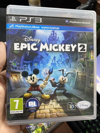 Epic Mickey 2 PS3