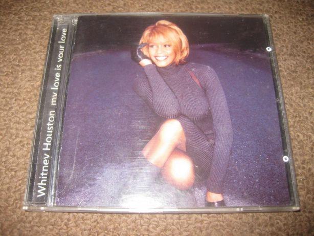 "CD da Whitney Houston ""My Love is Your Love"" Portes Grátis"