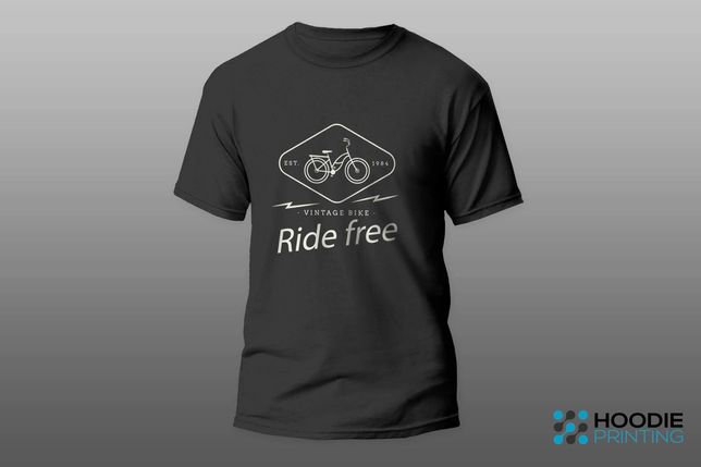 Nowy tshirt Bike Ride Free mtb rower alpinestars enduro downhill