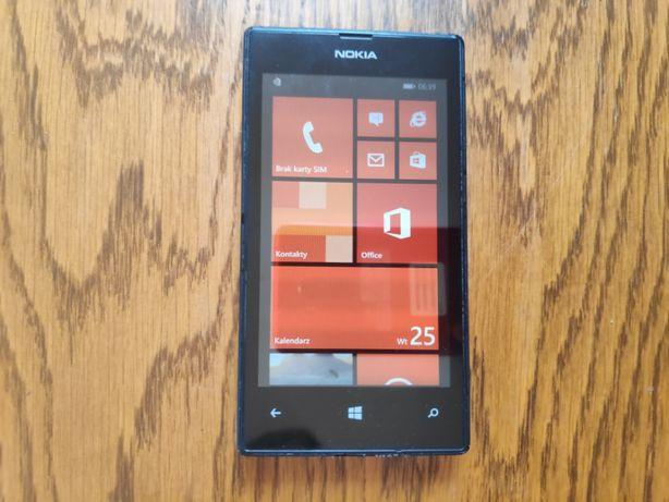 Nokia LUMIA 520 (sprawna, komplet + 2x etui, bez simlocka)