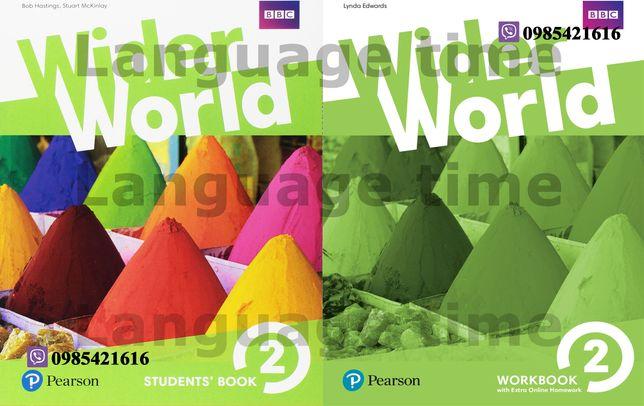 Wider World 2 Student's Book + Workbook