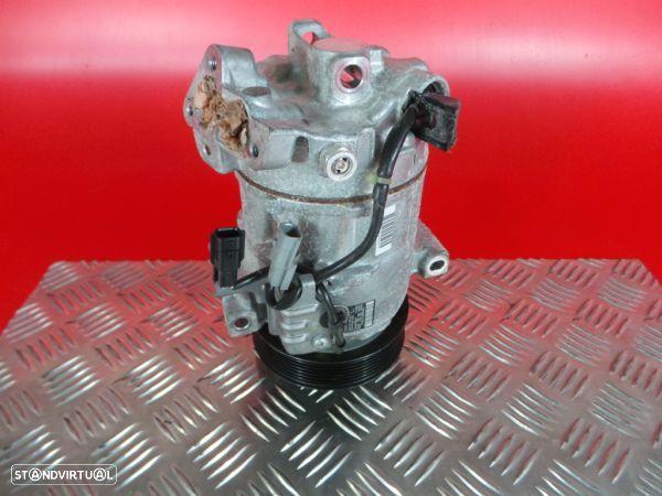 Compressor Do Ar Condicionado Nissan Qashqai Ii (J11, J11_)