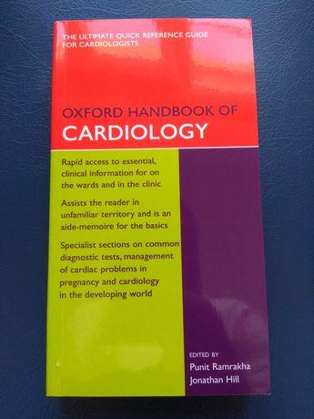 "Livro Cardiologia - ""Oxford handbook of Cardiology"""