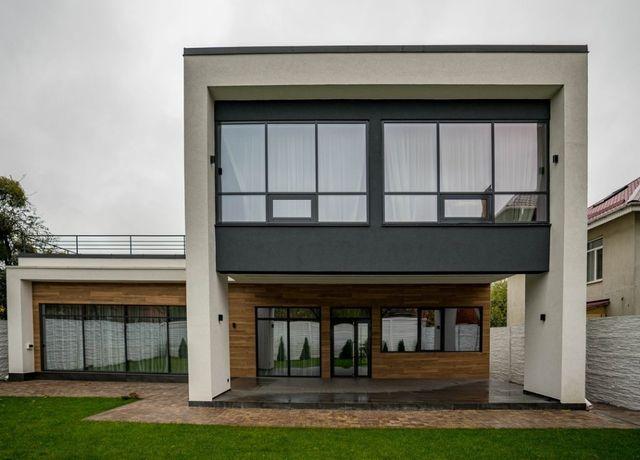Продажа нового дома в стиле hi-tech, Нивки, 240м.+ террасы.Хозяин