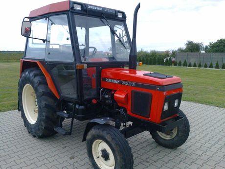 ZETOR 3320  ciągnik traktor orginał 1997 rok wspomaganie orbitrol