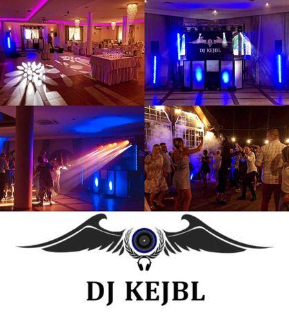 DJ KEJBL profesjonalna organizacja imprez okolicznościowych