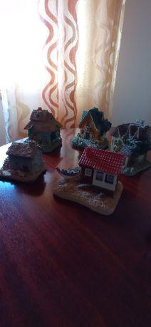 Colecção de mini Casas