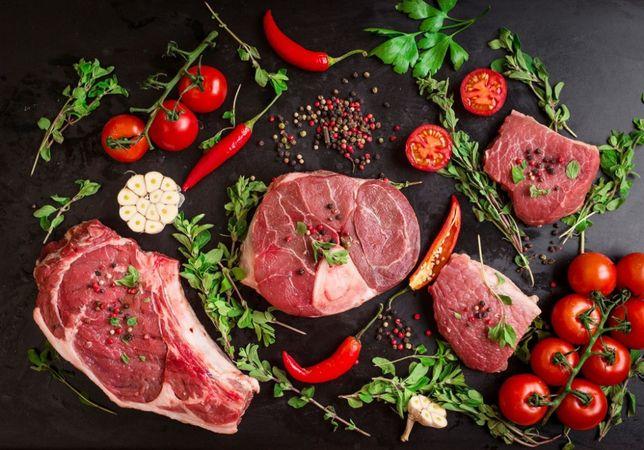 Смесь специй для сала/свинины/говядины/фарша 100г. Специи, приправы.