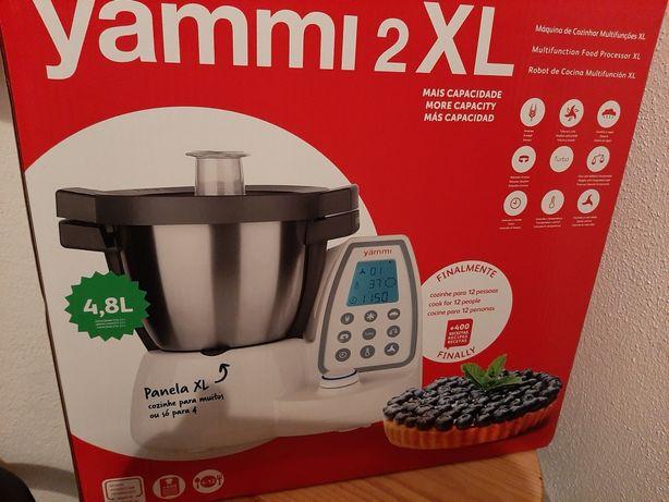 Yammi 2 xl. Robot de cozinha final 2017  pouco uso
