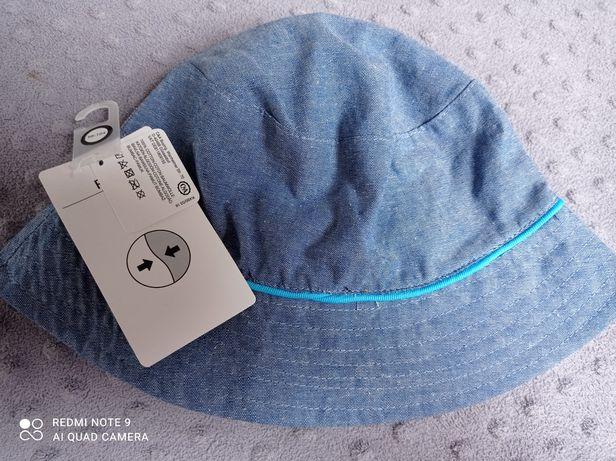 Nowy dwustronny kapelusz C&A