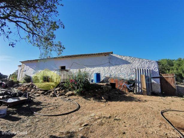 Herdade com 6,9 hectares com casa para restaurar