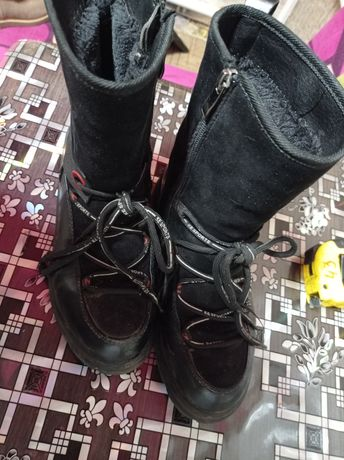 Сапоги зима ботинки