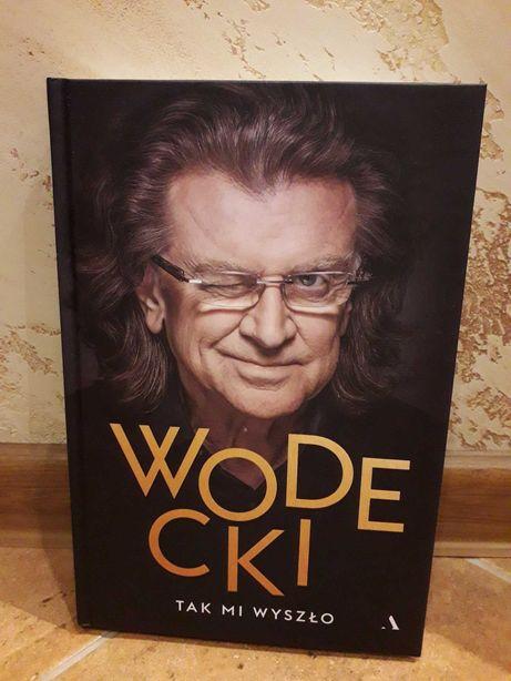 """Książka pt. """"Wodecki Tak mi wyszło"""""""