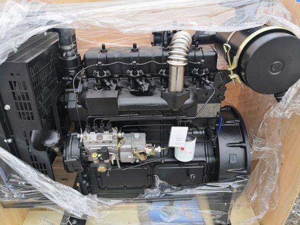 Nowy silnik Ricardo K4100ZDS