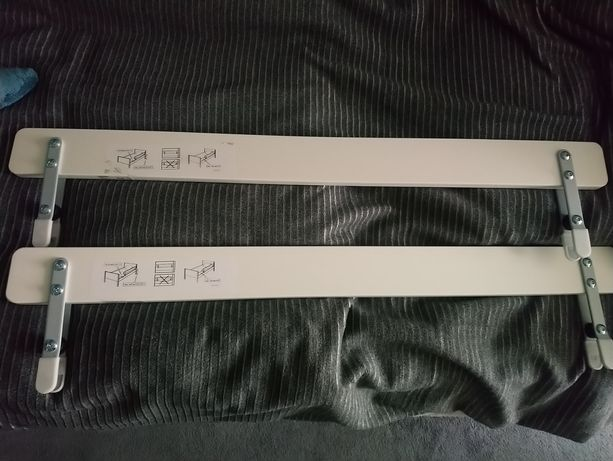 Ikea vikare barierka ochronna na łózko