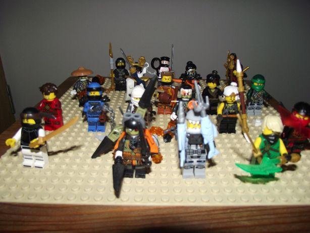 Figurki Lego Ninjago Nowe