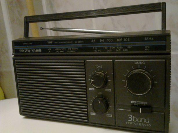 Radio 3-zakresy FM LW MW * iPod dock