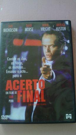 Filme em DVD original Acerto Final 1€