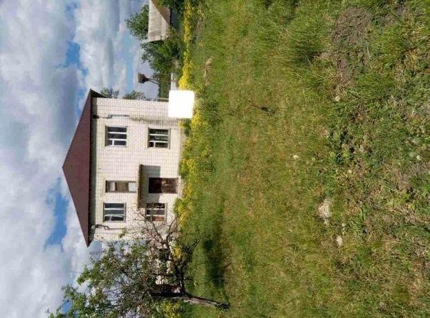 продам дом недострой с. Кодня.23 км от Житомира.