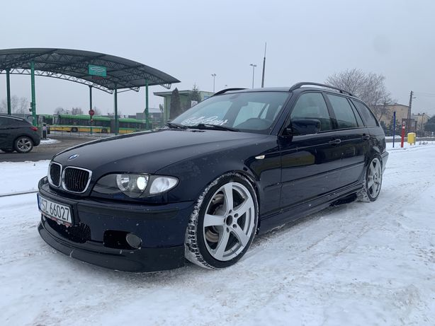 BMW E46 3.0d 500nm m pakiet