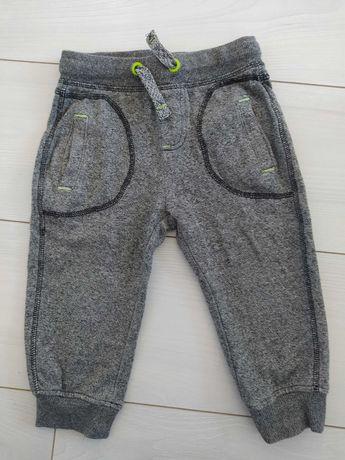 Spodnie dresowe dla chłopca Cool Club rozmiar 86