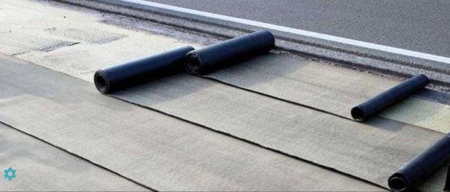 Pokrycia dachowe naprawa papa termozgrzewalna
