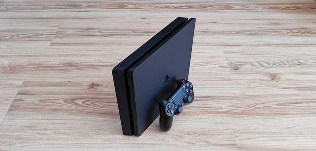 PlayStation 4 PS4 Slim 1TB + Dualshock 4 V2 + Gra