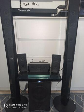 Kino domowe Blue-ray, Bluetooth,smart tv,sony bdv-e4100