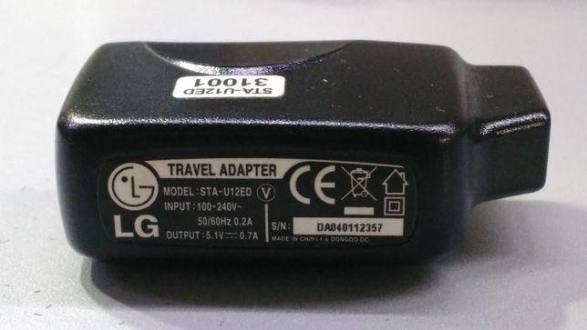 """"""" Zasilacz sieciowy LG 5,1V 0.7A USB """""""