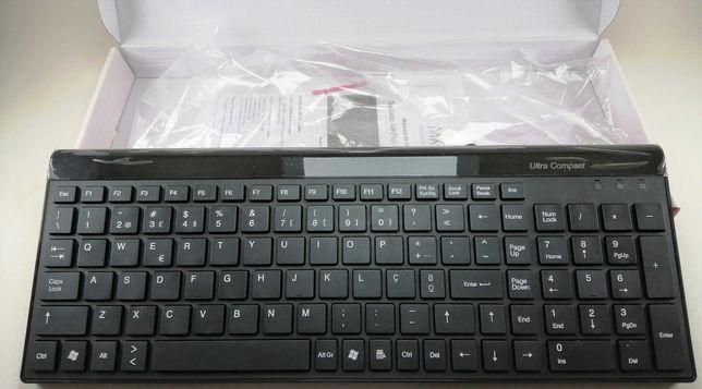 Teclado MKPlus Compact USB NOVO na Caixa