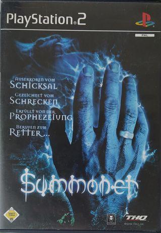 Summoner e PES para PS2 - PlayStation