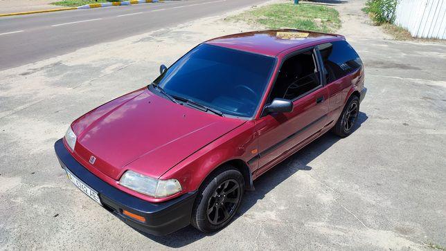 Honda civic 1988 год АКПП