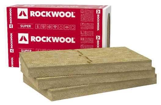 Wełna Frontrock Plus 150, 100,  50 Rockwool