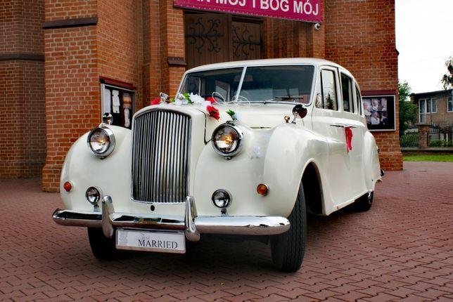 Auto do Ślubu Zabytkowy Austin PRINCESS!!!